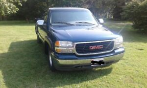 2000 GMC Pick Up Certified & E tested
