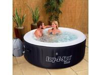 Lay-Z Spa Miami Hot Tub BRAND NEW