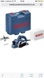 Bosch gho 26-82 planer 240v