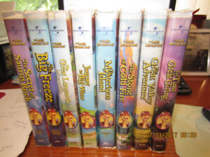 The Land of the lost vhs movies