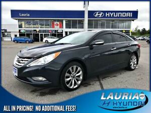 2012 Hyundai Sonata 2.0T Limited - Leather / Sunroof