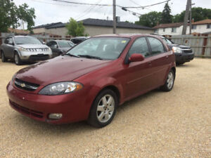 2004 CHEVROLET OPTRA5 Local Trade In! AS IS! NO SAFETY!