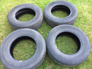 Used All-Weather 70R17 Goodyear Frontera HL (x 4)