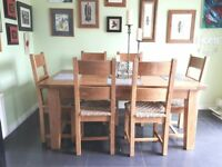 Table and Chairs. Reduced £275