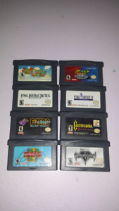 Gameboy game only $10 each!!!