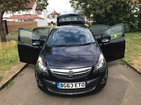 Vauxhall Corsa 1.3 CDTi ecoFLEX 16v Limited Edition 5dr (a/c) p/x welcome, FREE WARRANTY, £30 TAX