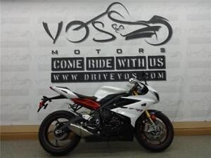2014 Triumph Daytona 675R - V1584 - **No Payments For 1 Year