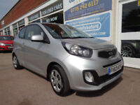 Kia Picanto 1.0 2013 Picanto 1 Full S/H Low miles 19k 4 years Kia warranty