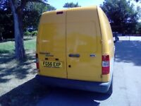 Ford transit connect t230 lx90 56 reg high roof non runner no tax or mot