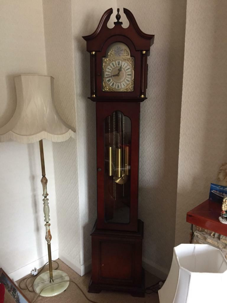 Tempus Fugit Grandfather Clock In Beeston