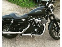 Harley Davidson Iron 883 Limited Edition