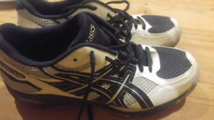 Asics gel ladies volleyball court shoes