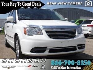 2011 Chrysler Town & Country Touring -  Power Tailgate -  Sirius