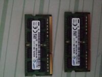 16gb ddr3 ram upgrade for laptop or imac