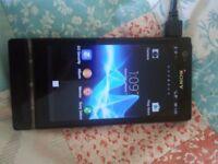 Sony P mobile phone