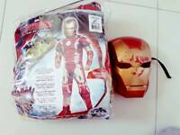Avengers Iron man costume