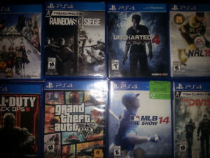 Playstation 4 Bundle For Sale!!