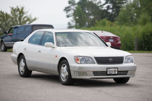 1997 Toyota Celsior Right Hand Drive Lexus LS Certified Finance!