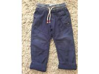 Boys 12-18 months Next trousers