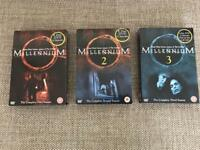 Seasons 1 - 3 of Millennium