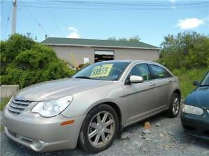 SUPER PRICE !!!2007 CHRYSLER SEBRING ! NEW MVI !!! WARRANTY !!