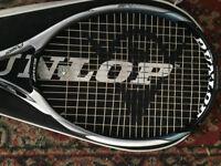 Dunlop Aerogel power Vibrotech tennis racket