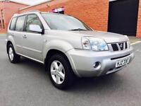 APRIL 2004 NISSAN X-TRAIL SPORT DCI ONLY ONE OWNER LONG MOT EXCELLENT CONDITION