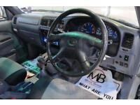 2003 TOYOTA HILUX 270 VX Double Cab Pick Up 4WD 102Bhp