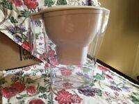 Water jug; Brita filter