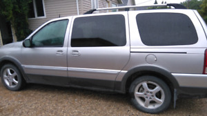 Wow low price for a nice saftied family van