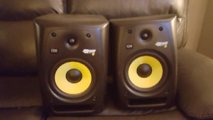 KRK Rockit 8 Reference Monitors