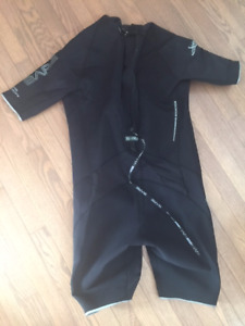 Shorty (wake board) suit