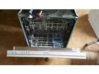 Dishwasher Freestanding Indesit