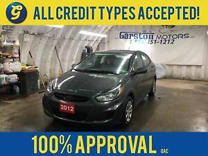 2012 Hyundai Accent GLS*KEYLESS ENTRY*POWER WINDOWS/LOCKS/MIRROR
