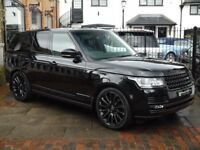 """22"""" Land Rover Autobiography Turbine Style Discovery Alloy wheel & Tyres 6mm"""
