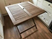 Outdoor Dining Table (Seats 4)