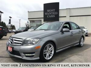 2013 Mercedes-Benz C-Class C300 | 4MATIC | SPORT | NO ACCIDENTS