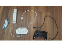 Wii Complete control set
