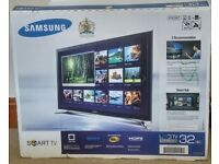 "32"" Samsung Smart TV (Including TV Stand)"