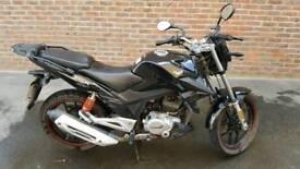 Lexmoto ZSX 125cc Motorbike