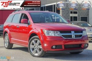 2009 Dodge Journey R/T | ENTERTAINMENT GROUP | CONVENIENCE GROUP