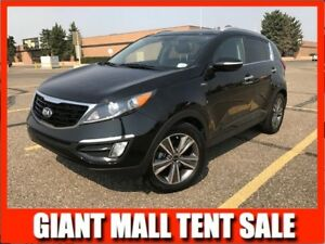 2014 Kia Sportage SX Luxury Turbo AWD