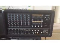 Phonic Pod 7 Amplifier DJ equipment Speakers