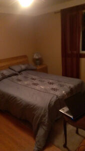 Spacious Room for Rent in Oakville with added benefits!!!!!!!