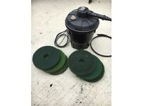 Pond filter - Hozelock Cyprio Bioforce 9000 + uvc