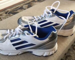 Men's Adidas Running Shoes- Hardly Worn