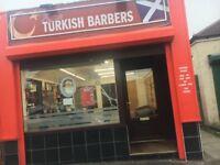 TURKISH BARBER FOR SALE £5.000