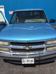 1995 chev extended cab