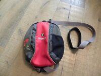 littlelife rucksacks with parent handle