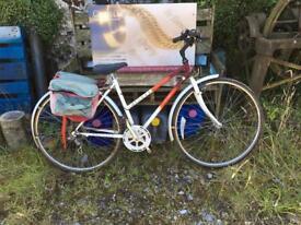 Raleigh pioneer. Bicycle